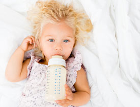 Baby Bottle Tooth Decay - Pediatric Dentist in Ridgecrest, CA